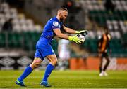 2 April 2021; Alan Mannus of Shamrock Rovers during the SSE Airtricity League Premier Division match between Shamrock Rovers and Dundalk at Tallaght Stadium in Dublin. Photo by Eóin Noonan/Sportsfile