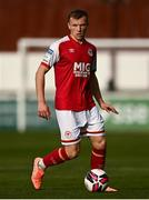 9 April 2021; Jamie Lennon of St Patrick's Athletic during the SSE Airtricity League Premier Division match between St Patrick's Athletic and Derry City at Richmond Park in Dublin. Photo by Harry Murphy/Sportsfile