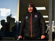 9 April 2021; Dundalk coach Filippo Giovagnoli before the SSE Airtricity League Premier Division match between Dundalk and Bohemians at Oriel Park in Dundalk, Louth. Photo by Ben McShane/Sportsfile