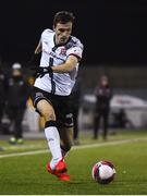 9 April 2021; Raivis Jurkovskis of Dundalk during the SSE Airtricity League Premier Division match between Dundalk and Bohemians at Oriel Park in Dundalk, Louth. Photo by Ben McShane/Sportsfile
