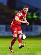 9 April 2021; Kevin O'Connor of Shelbourne during the SSE Airtricity League First Division match between Shelbourne and Wexford at Tolka Park in Dublin. Photo by Eóin Noonan/Sportsfile