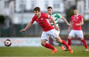 10 April 2021; Colm Horgan of Sligo Rovers during the SSE Airtricity League Premier Division match between Sligo Rovers and Shamrock Rovers at The Showgrounds in Sligo. Photo by Stephen McCarthy/Sportsfile