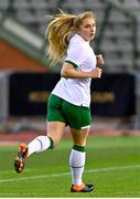 11 April 2021; Ellen Molloy of Republic of Ireland during the women's international friendly match between Belgium and Republic of Ireland at King Baudouin Stadium in Brussels, Belgium. Photo by David Catry/Sportsfile