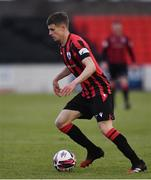 10 April 2021; Paddy Kirk of Longford Town during the SSE Airtricity League Premier Division match between Longford Town and Drogheda United at Bishopsgate in Longford. Photo by Sam Barnes/Sportsfile
