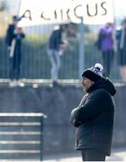 17 April 2021; Dundalk coach Filippo Giovagnoli during the SSE Airtricity League Premier Division match between Dundalk and St Patrick's Athletic at Oriel Park in Dundalk, Louth. Photo by Stephen McCarthy/Sportsfile