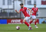17 April 2021; Greg Bolger of Sligo Rovers during the SSE Airtricity League Premier Division match between Sligo Rovers and Finn Harps at The Showgrounds in Sligo. Photo by Piaras Ó Mídheach/Sportsfile