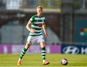 17 April 2021; Liam Scales of Shamrock Rovers during the SSE Airtricity League Premier Division match between Shamrock Rovers and Longford Town at Tallaght Stadium in Dublin. Photo by Eóin Noonan/Sportsfile