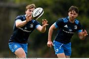 19 April 2021; David Hawkshaw during Leinster rugby squad training at UCD in Dublin. Photo by Brendan Moran/Sportsfile