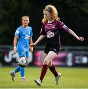 17 April 2021; Therese Kinnevey of Galway Women during the SSE Airtricity Women's National League match between DLR Waves and Galway Women at UCD Bowl in Belfield, Dublin. Photo by Matt Browne/Sportsfile