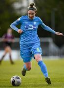 17 April 2021; Jess Gleeson of DLR Waves during the SSE Airtricity Women's National League match between DLR Waves and Galway Women at UCD Bowl in Belfield, Dublin. Photo by Matt Browne/Sportsfile