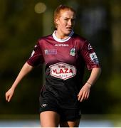 17 April 2021; Shauna Brennan of Galway Women during the SSE Airtricity Women's National League match between DLR Waves and Galway Women at UCD Bowl in Belfield, Dublin. Photo by Matt Browne/Sportsfile