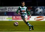 20 April 2021; Sean Kavanagh of Shamrock Rovers during the SSE Airtricity League Premier Division match between Drogheda United and Shamrock Rovers at United Park in Drogheda, Louth. Photo by Ben McShane/Sportsfile