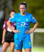 17 April 2021; Kerri Letmon DLR Waves during the SSE Airtricity Women's National League match between DLR Waves and Galway Women at UCD Bowl in Belfield, Dublin. Photo by Matt Browne/Sportsfile