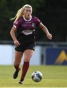 17 April 2021; Savannah McCarthy of Galway Women during the SSE Airtricity Women's National League match between DLR Waves and Galway Women at UCD Bowl in Belfield, Dublin. Photo by Matt Browne/Sportsfile