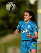 17 April 2021; Aoife Brophy of DLR Waves during the SSE Airtricity Women's National League match between DLR Waves and Galway Women at UCD Bowl in Belfield, Dublin. Photo by Matt Browne/Sportsfile