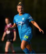 17 April 2021; Niamh Barnes of DLR Waves during the SSE Airtricity Women's National League match between DLR Waves and Galway Women at UCD Bowl in Belfield, Dublin. Photo by Matt Browne/Sportsfile