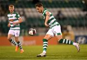 23 April 2021; Lee Grace of Shamrock Rovers during the SSE Airtricity League Premier Division match between Shamrock Rovers and Bohemians at Tallaght Stadium in Dublin. Photo by Eóin Noonan/Sportsfile