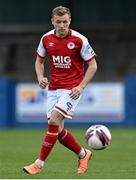 23 April 2021; Jamie Lennon of St Patrick's Athletic during the SSE Airtricity League Premier Division match between Finn Harps and St Patrick's Athletic at Finn Park in Ballybofey, Donegal. Photo by Piaras Ó Mídheach/Sportsfile