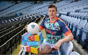 26 April 2021; Kellogg's GAA Cúl Camps ambassador and Mayo footballer Cillian O'Connor at the launch of the 2021 Kellogg's GAA Cúl Camps, in Croke Park, Dublin, as Kellogg celebrates the 10th year of the sponsorship. Starting on 28th June and running up to 27th August, the Kellogg's GAA Cúl Camps offer children a healthy, fun and safe summer outdoor activity. For more information and to book now, visit www.gaa.ie/kelloggsculcamps. Photo by Stephen McCarthy/Sportsfile