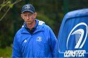 27 April 2021; Leinster head coach Leo Cullen during Leinster rugby squad training at UCD in Dublin. Photo by Stephen McCarthy/Sportsfile
