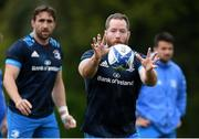 27 April 2021; Michael Bent during Leinster rugby squad training at UCD in Dublin. Photo by Stephen McCarthy/Sportsfile