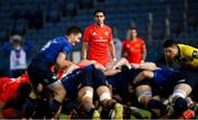 24 April 2021; Joey Carbery of Munster during the Guinness PRO14 Rainbow Cup match between Leinster and Munster at RDS Arena in Dublin. Photo by Piaras Ó Mídheach/Sportsfile