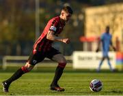 24 April 2021; Paddy Kirk of Longford Town during the SSE Airtricity League Premier Division match between Waterford and Longford Town at RSC in Waterford. Photo by Matt Browne/Sportsfile
