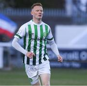 30 April 2021; Gary Shaw of Bray Wanderers during the SSE Airtricity League First Division match between Bray Wanderers and Cork City at Carlisle Grounds in Bray, Wicklow. Photo by Matt Browne/Sportsfile