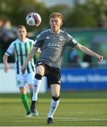 30 April 2021; Alec Byrne of Cork City during the SSE Airtricity League First Division match between Bray Wanderers and Cork City at Carlisle Grounds in Bray, Wicklow. Photo by Matt Browne/Sportsfile