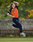 2 May 2021; Alana Dalzell of Scorchers during the Arachas Super 50 Cup 2021 match between Typhoons and Scorchers at Pembroke Cricket Club in Dublin. Photo by Seb Daly/Sportsfile