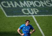 2 May 2021; Ryan Baird of Leinster leaves the pitch after the Heineken Champions Cup semi-final match between La Rochelle and Leinster at Stade Marcel Deflandre in La Rochelle, France. Photo by Julien Poupart/Sportsfile