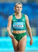 2 May 2021; Phil Healy of Ireland after competing in the mixed 4x400 metre final during the IAAF World Athletics Relays at the Merchant Slaski Stadium in Chorzow, Poland. Photo by Radoslaw Jozwiak/Sportsfile