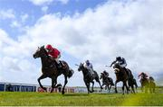 3 May 2021; Castle Star, with Chris Hayes up, on their way to winning the GAIN First Flier Stakes at The Curragh Racecourse in Kildare. Photo by Harry Murphy/Sportsfile