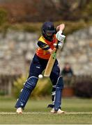 2 May 2021; Gaby Lewis of Scorchers during the Arachas Super 50 Cup 2021 match between Typhoons and Scorchers at Pembroke Cricket Club in Dublin. Photo by Seb Daly/Sportsfile
