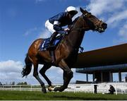 3 May 2021; Twilight Payment, with Jamie Heffernan up, during the Coolmore Sottsass Irish EBF Mooresbridge Stakes at The Curragh Racecourse in Kildare. Photo by Harry Murphy/Sportsfile