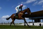 3 May 2021; Helvic Dream, with Colin Keane up, during the Coolmore Sottsass Irish EBF Mooresbridge Stakes at The Curragh Racecourse in Kildare. Photo by Harry Murphy/Sportsfile