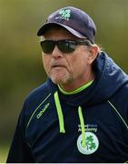 1 May 2021; Cricket Ireland men's team head coach coach Graham Ford during the Inter-Provincial Cup 2021 match between Leinster Lightning and North West Warriors at Pembroke Cricket Club in Dublin. Photo by Brendan Moran/Sportsfile