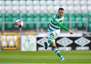 3 May 2021; Graham Burke of Shamrock Rovers during the SSE Airtricity League Premier Division match between Shamrock Rovers and Waterford at Tallaght Stadium in Dublin. Photo by Seb Daly/Sportsfile