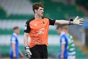 3 May 2021; Waterford goalkeeper Paul Martin during the SSE Airtricity League Premier Division match between Shamrock Rovers and Waterford at Tallaght Stadium in Dublin. Photo by Seb Daly/Sportsfile