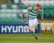 3 May 2021; Rory Gaffney of Shamrock Rovers during the SSE Airtricity League Premier Division match between Shamrock Rovers and Waterford at Tallaght Stadium in Dublin. Photo by Seb Daly/Sportsfile