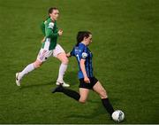1 May 2021; Kayleigh Shine of Athlone Town during the SSE Airtricity Women's National League match between Athlone Town and Cork City at Athlone Town Stadium in Athlone, Westmeath. Photo by Ramsey Cardy/Sportsfile