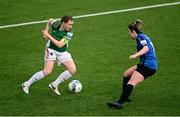 1 May 2021; Becky Cassin of Cork City during the SSE Airtricity Women's National League match between Athlone Town and Cork City at Athlone Town Stadium in Athlone, Westmeath. Photo by Ramsey Cardy/Sportsfile