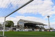 7 May 2021; A general view of Oriel Park before the SSE Airtricity League Premier Division match between Dundalk and Sligo Rovers at Oriel Park in Dundalk, Louth. Photo by Ben McShane/Sportsfile