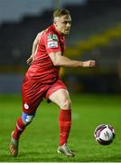 7 May 2021; Georgie Poynton of Shelbourne during the SSE Airtricity League First Division match between Shelbourne and Athlone Town at Tolka Park in Dublin.  Photo by Harry Murphy/Sportsfile