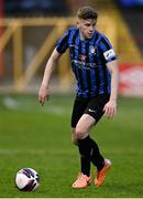 7 May 2021; Jamie Hollywood of Athlone Town during the SSE Airtricity League First Division match between Shelbourne and Athlone Town at Tolka Park in Dublin.  Photo by Harry Murphy/Sportsfile