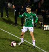 7 May 2021; Dylan McGlade of Cork City during the SSE Airtricity League First Division match between Cork City and Wexford at Turners Cross in Cork. Photo by Michael P Ryan/Sportsfile