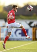 7 May 2021; Lewis Banks of Sligo Rovers during the SSE Airtricity League Premier Division match between Dundalk and Sligo Rovers at Oriel Park in Dundalk, Louth. Photo by Stephen McCarthy/Sportsfile