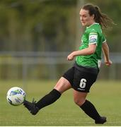 8 May 2021; Lucy McCartan of Peamount United during the SSE Airtricity Women's National League match between Peamount United and Athlone Town at PLR Park in Greenogue, Dublin. Photo by Matt Browne/Sportsfile
