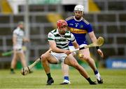8 May 2021; Barry Nash of Limerick in action against Michael Breen of Tipperary during the Allianz Hurling League Division 1 Group A Round 1 match between Limerick and Tipperary at LIT Gaelic Grounds in Limerick. Photo by Ray McManus/Sportsfile