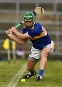 8 May 2021; Noel McGrath of Tipperary, takes a line ball, during the Allianz Hurling League Division 1 Group A Round 1 match between Limerick and Tipperary at LIT Gaelic Grounds in Limerick. Photo by Ray McManus/Sportsfile